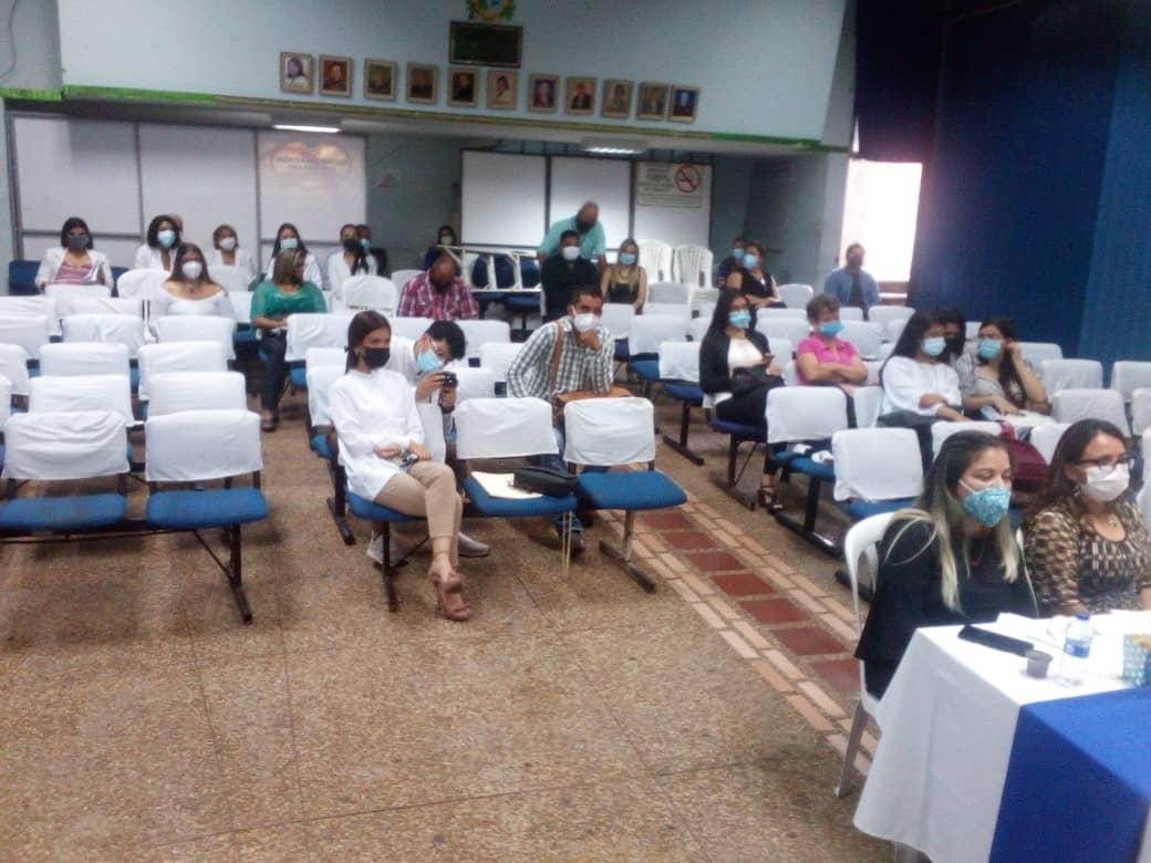 FO- 21 estudiantes de Odontología culminaron sus pasantías en la red de salud del Táchira (2)